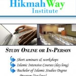 Banner Design - HikmahWay Institute